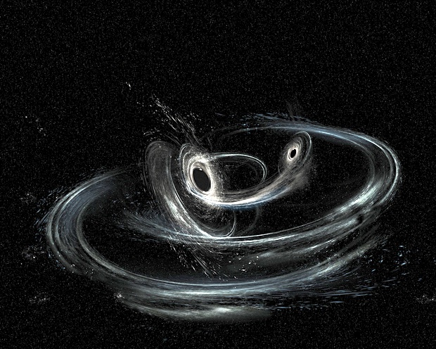 Ripples from Colliding Black Holes